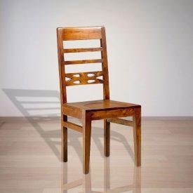 Indonesian Indoor Teak Furniture Dustin Chair (IFDC-016)
