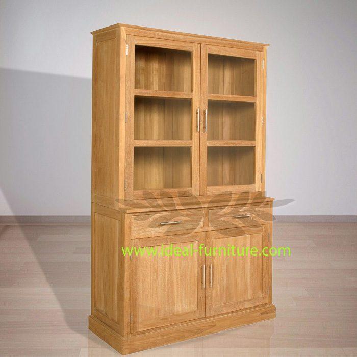 Indonesian Indoor Teak Furniture: Frank Cupboard 120