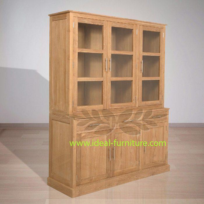 Indonesian Indoor Teak Furniture: Frank Cupboard 150