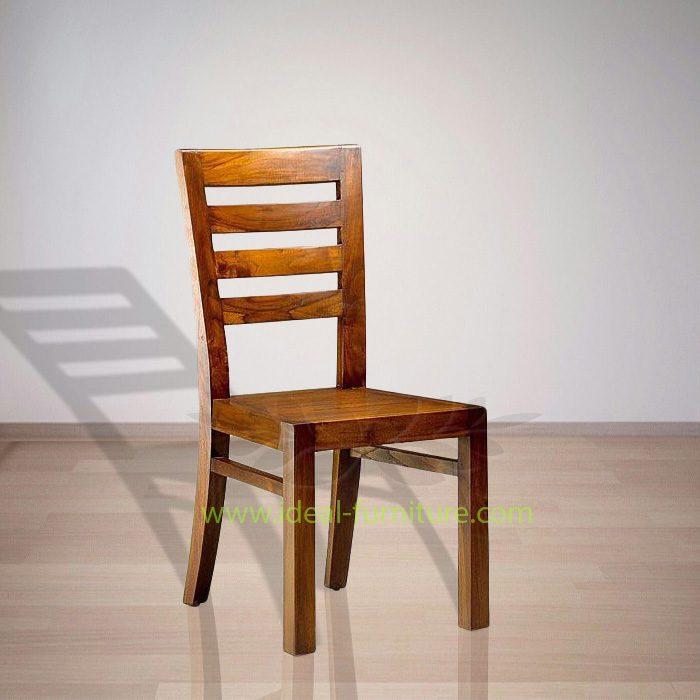 Indonesian Indoor Teak Furniture Fringant Dining Chair