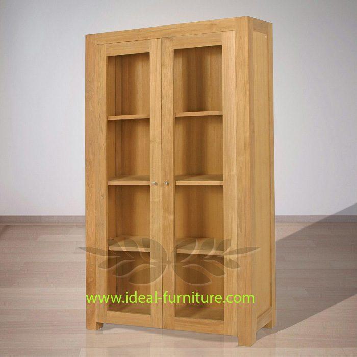 Indonesian Indoor Teak Furniture: Gala Teak Cabinet
