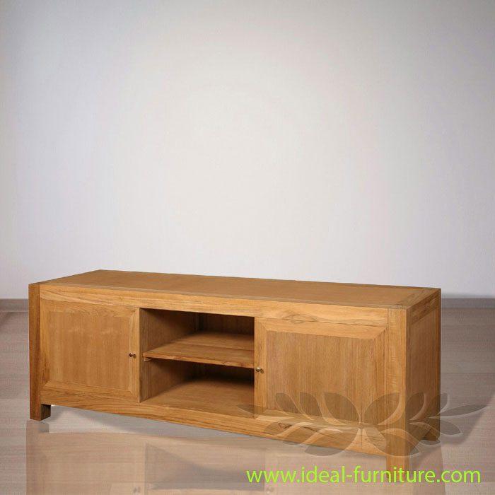 Indonesian Indoor Teak Furniture Jack TV Stand (IFET-002)