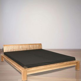 Indonesian Indoor Teak Furniture Jacques Bed (IFBD-005)