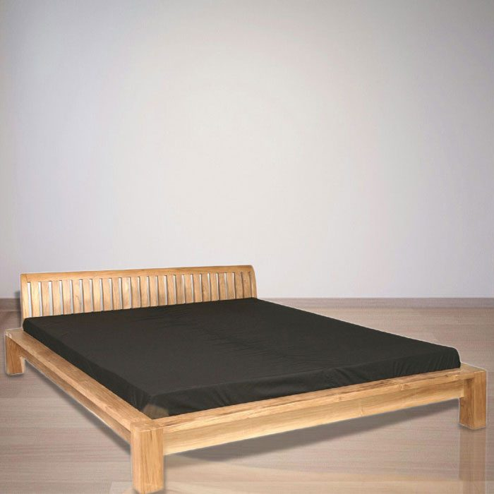 Indonesian Indoor Teak Furniture Jacques Bed (IFBD-005)