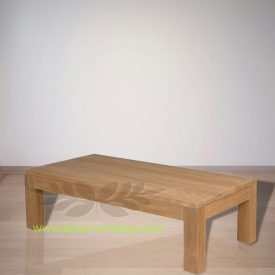 Indonesian Indonesian Indoor Teak Furniture: Javier Coffee Table (IFCT004) by CV Ideal Furniture Indonesia