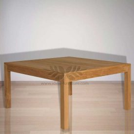 Indonesian Indoor Teak Furniture: Lukas Dining Table (IFDT005)