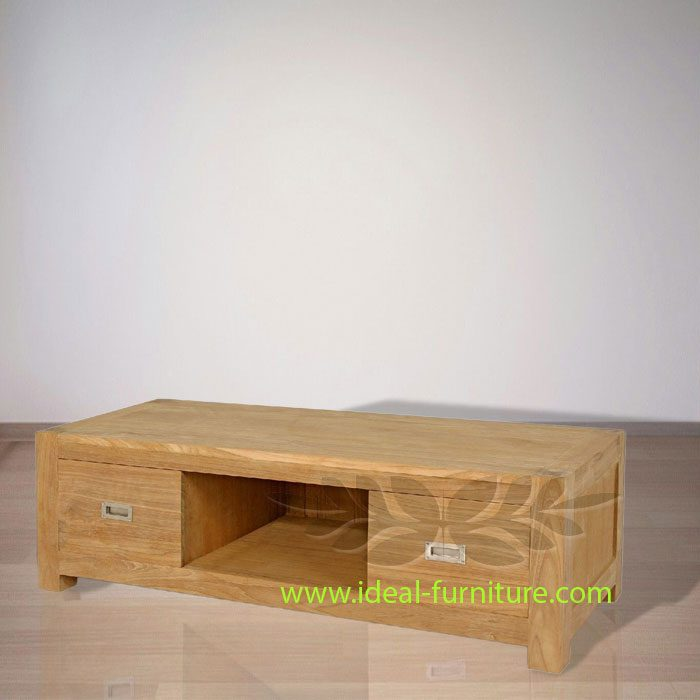 Indonesian Indoor Teak Furniture Max TV Stand (IFET-004)