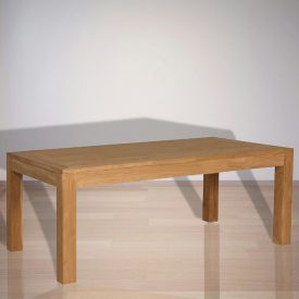Indonesian Indoor Teak Furniture: Morris Dining Table_002