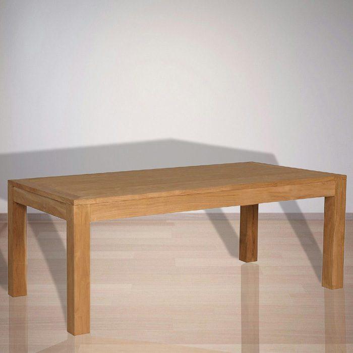 Indonesian Indoor Teak Furniture: Morris Dining Table_002