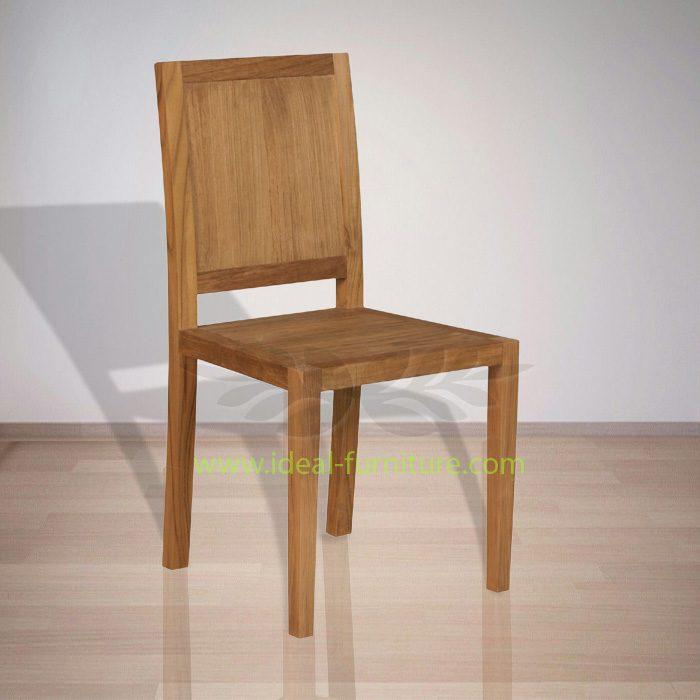 Indonesian Indoor Furniture Protecteur Dining Chair