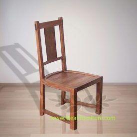 Indonesian Indoor Teak Furniture Raphael Dining Chair (IFDC-014)