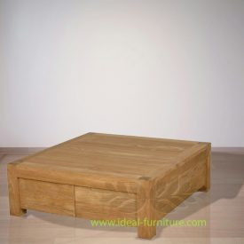 Indonesian Indoor Teak Furniture: Rossi Coffee Table (IFCT-002)