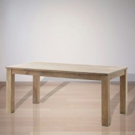 Indonesian Indoor Teak Furniture: Tucker Dining Table (IFDT003)