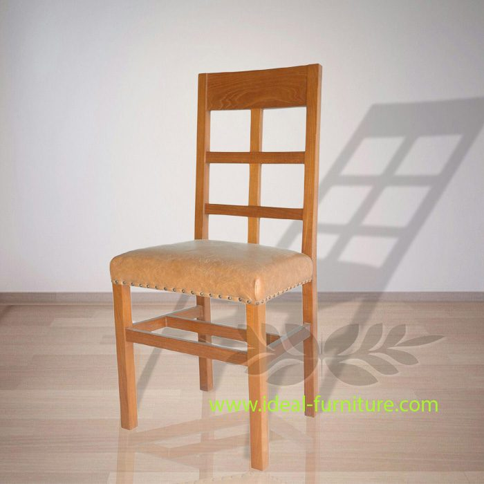 Indonesian Indoor Furniture Windows Dining Chair (IFDC-003)