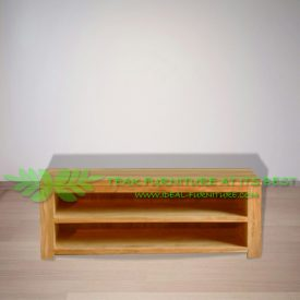 Indonesia Indoor Teak Furniture Aline 120 TV Stand