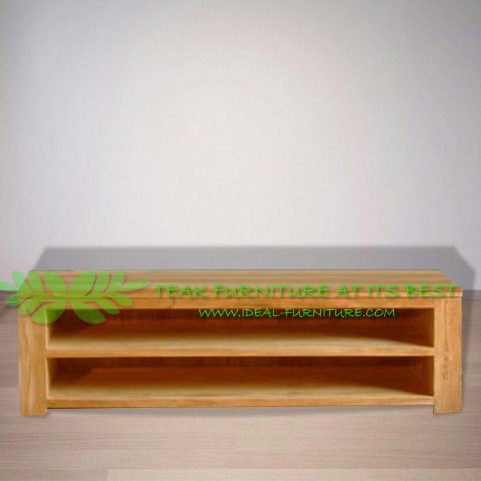 Indonesia Indoor Teak Furniture Aline 160 TV Stand