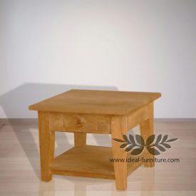 Indonesia Indoor Teak Furniture Alpha Side Table (IFST-001)