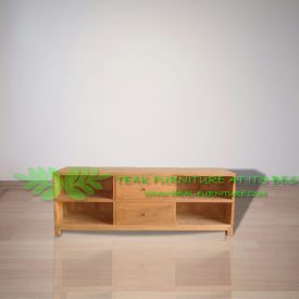 Indonesia Indoor Teak Furniture Andara 120 TV Stand