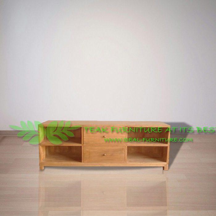 Indonesia Indoor Teak Furniture Andara 120 TV Stand