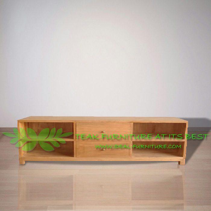 Indonesia Indoor Teak Furniture Andara 160 TV Stand