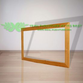 Indoor Teak Furniture Andrew 160 Mirror Frame (IFET-003)