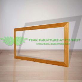 Indonesia Indoor Teak Furniture Andrew 200 Mirror Frame (IFET-004)