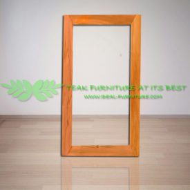 Indonesia Indoor Teak Furniture Andrew 60 Mirror Frame