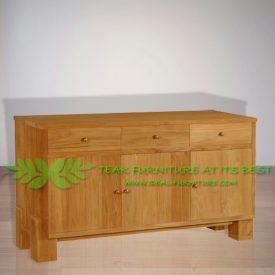 Indonesia Indoor Teak Furniture Indoor Teak Furniture Armando Sideboard (IFSB-006)
