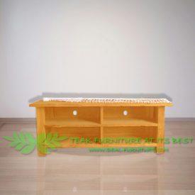 Indonesia Indoor Teak Furniture Bella Audio Rack (IFET-016)