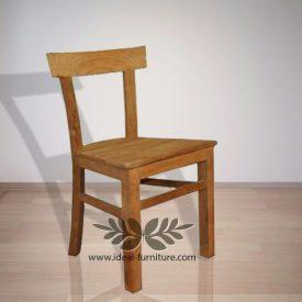 Indonesian Indoor Teak Furniture Birdy Dining Chair (IFDC-023)