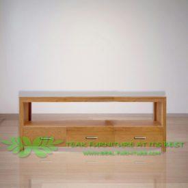 Indonesia Indoor Teak Furniture Clark 160 TV Stand