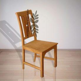 Indonesia Indoor Teak Furniture Dani Dining Chair (IFDC-022)