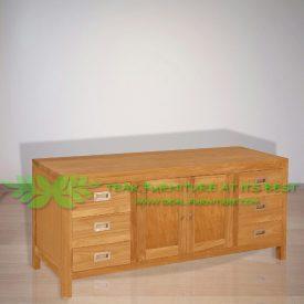 Indoensia Indoor Teak Furniture Eline Sideboard (IFSB-011)