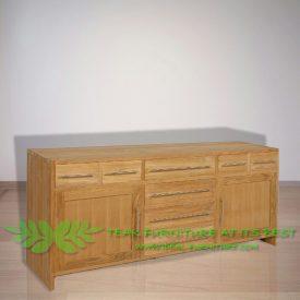 Indonesia Indoor Teak Furniture Enzo Sideboard (IFBS-010)