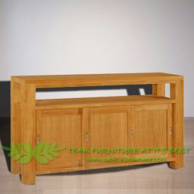 Indonesia Indoor Teak Furniture Ernesto Sideboard