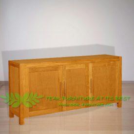 Indonesia Indoor Teak Furniture Hilde Sideboard (IFSB-007)
