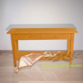 Indonesia Indoor Teak Furniture Jason 2 Console Table (IFNT-007)