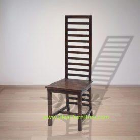 Indonesia Indoor Jaya Teak Dining Chair Furniture (IFDC-019)