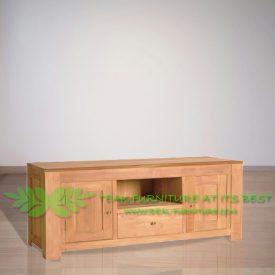 Indonesia Indoor Teak Furniture Joshua TV Cabinet