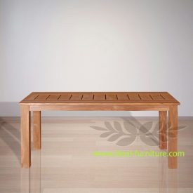 Indonesia Indoor Furniture Kirilz Dining Table (IFDT-007)