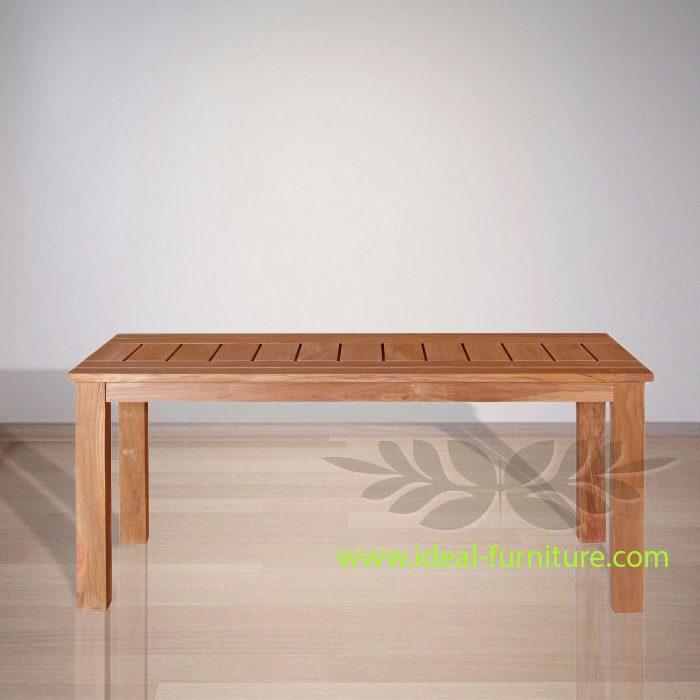 Indonesia Indoor Furniture Kirilz Dining Table (IFDT-007)