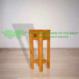 Indonesia Indoor Teak Furniture Lamp Table (IFST-006)