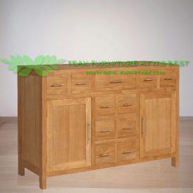 Indonesia Indoor Teak Furniture Miguel Sideboard (IFSB-008)