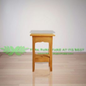 Indonesia Indoor Teak Furniture Occasional Table (IFST-009)
