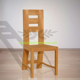 Indonesian Indoor Teak Furniture Panda Dining Chair (IFDC-011)