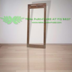 Indonesia Indoor Teak Furniture Rustic 70 Mirror Frame (IFMR-007)