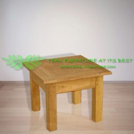 Indonesia Indoor Teak Furniture Ted Side Table (IFST-003)