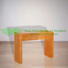 Indonesia Indoor Teak Furniture Tito 120 Console Table