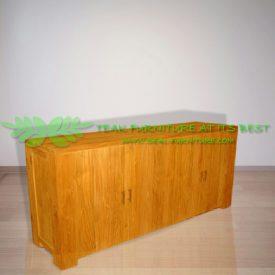 Indonesia Indoor Teak Furniture Ulla Sideboard (IFSB-002)