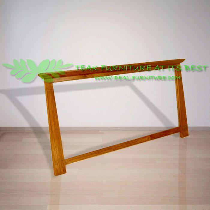 Indonesia Indoor Teak Furniture Vintage Mirror Frame (IFET-005)